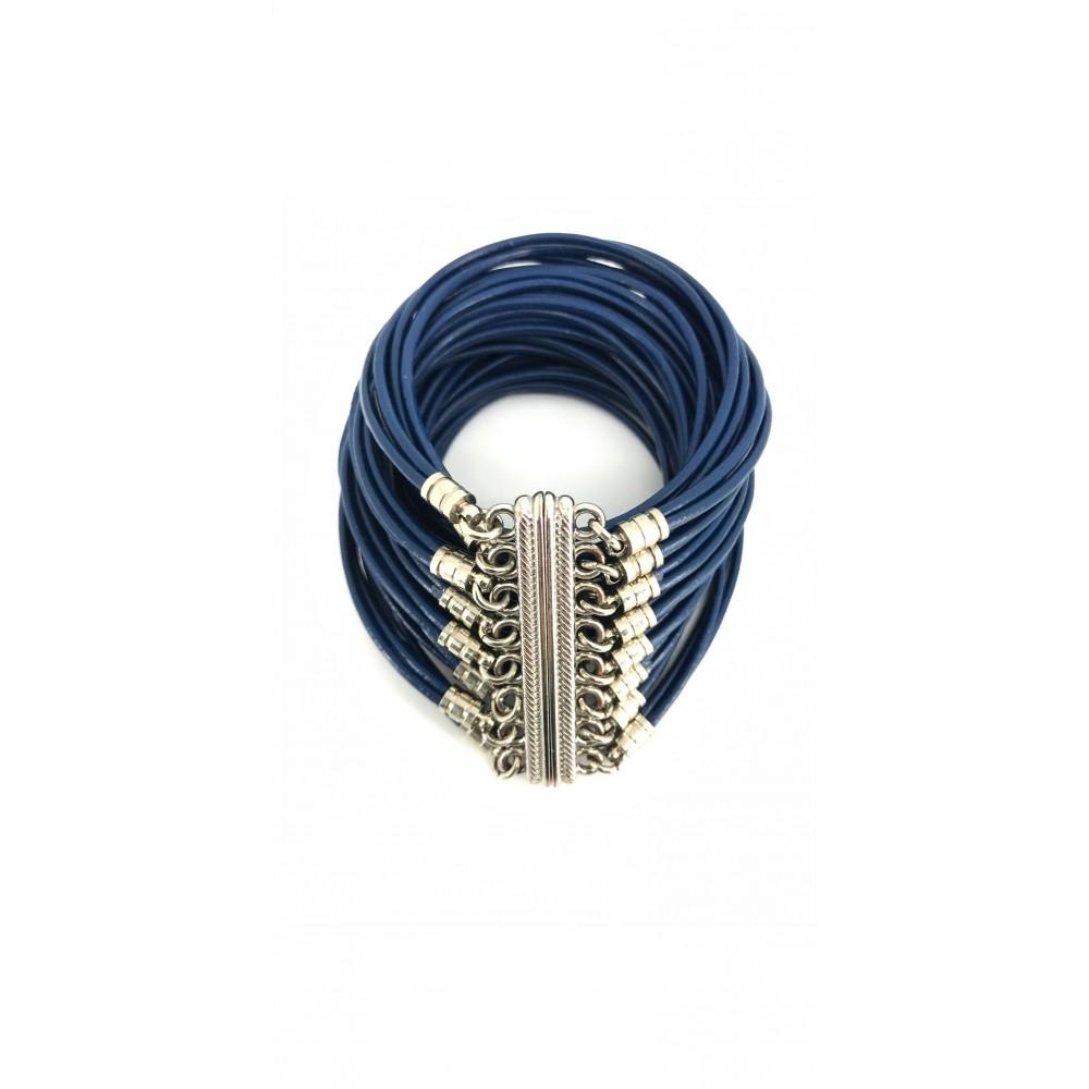 JSP WRAP BRACELET 016 BLUE