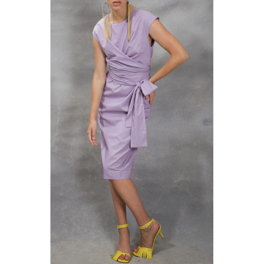 JSP WRAP DRESS