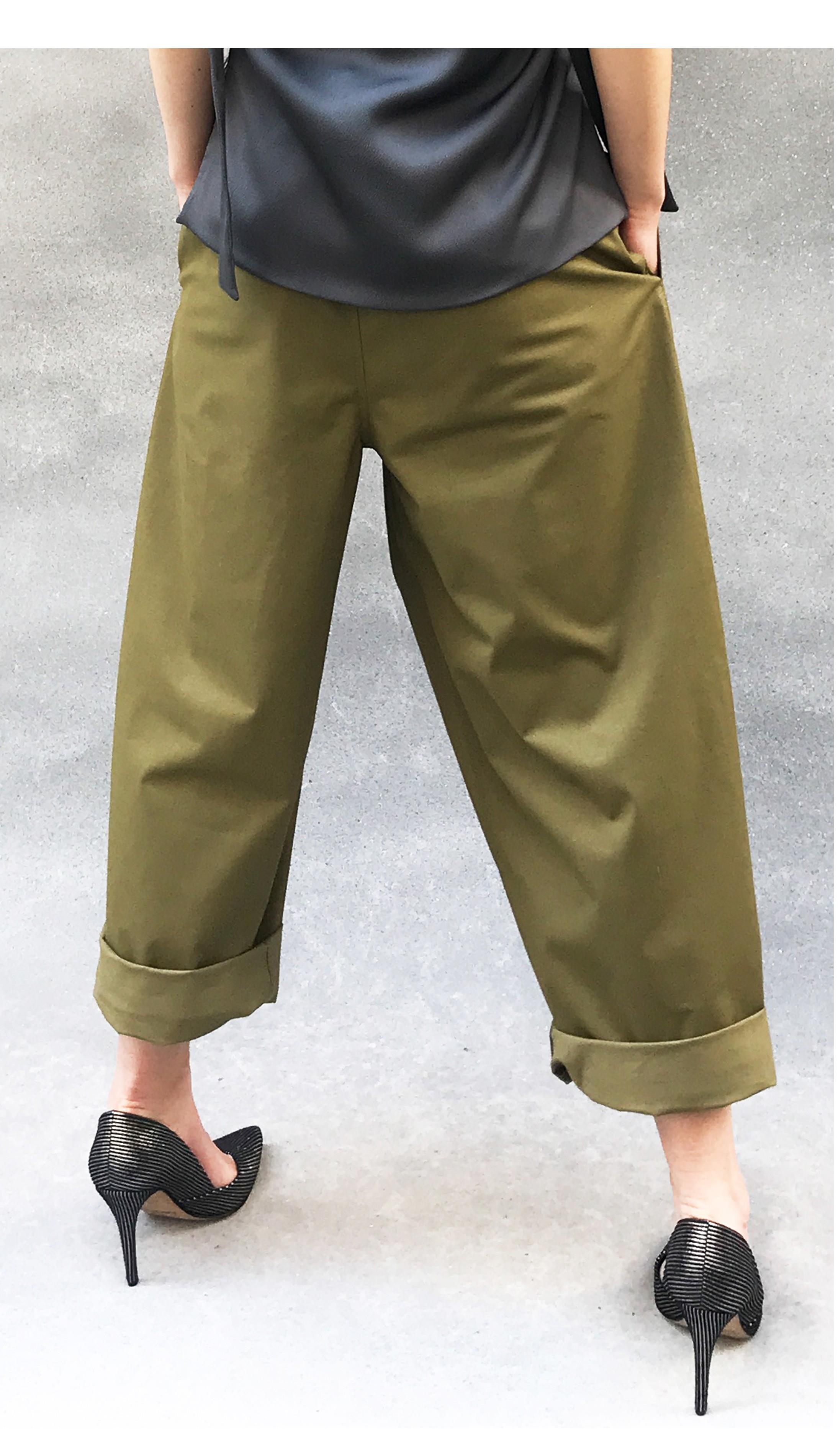 JSP RETROUVAILLE PANTS