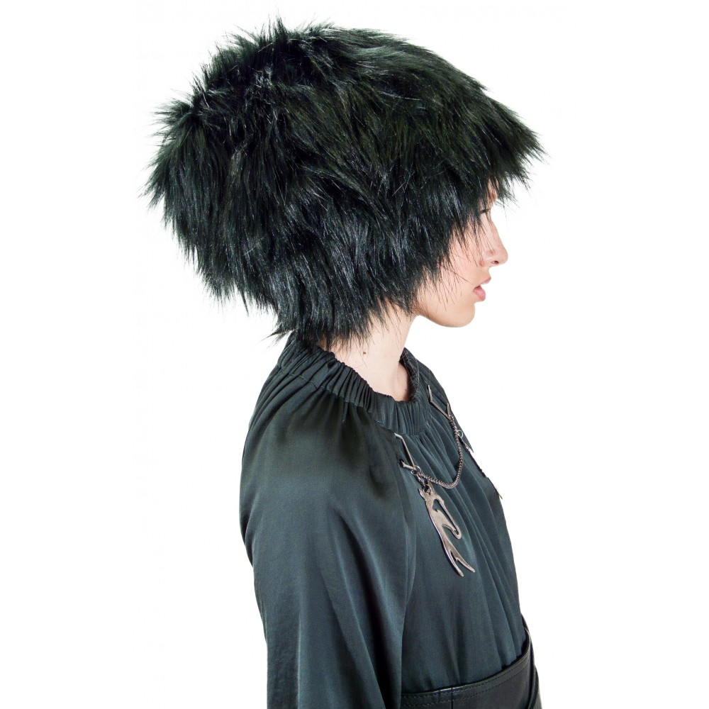 JSP FAUX FUR HAT 002